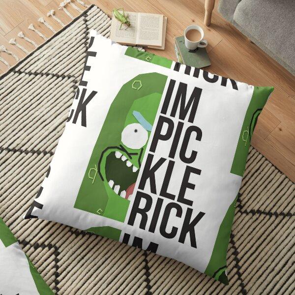 Pickle Rick! Floor Pillow