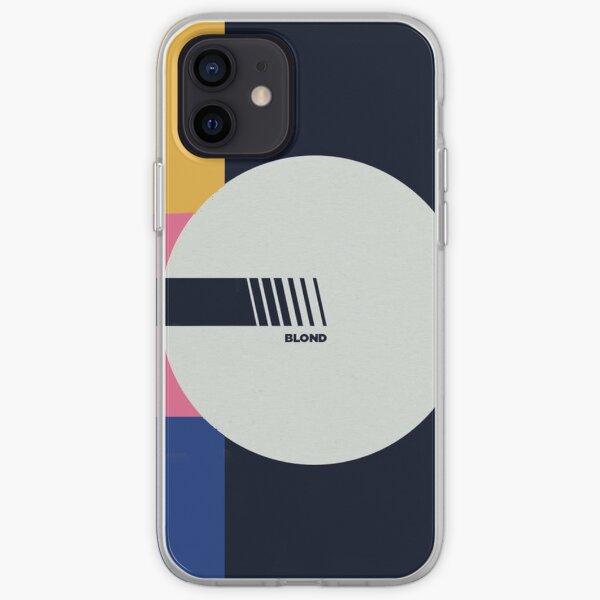 océano de diseño Funda blanda para iPhone