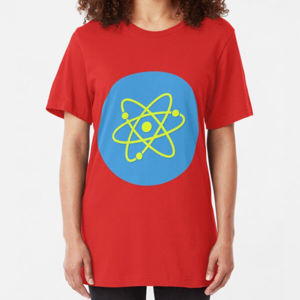 Nuclear Sign Science nerd. Biological substances Nuclear Reactor T-Shirt