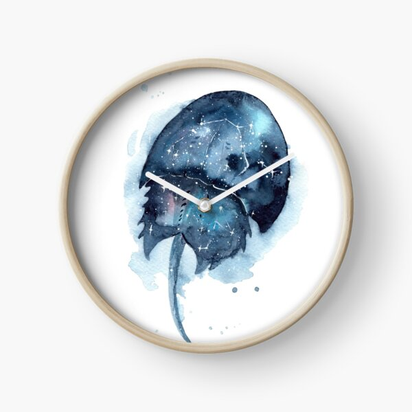 Galactic Horseshoe Crab Clock