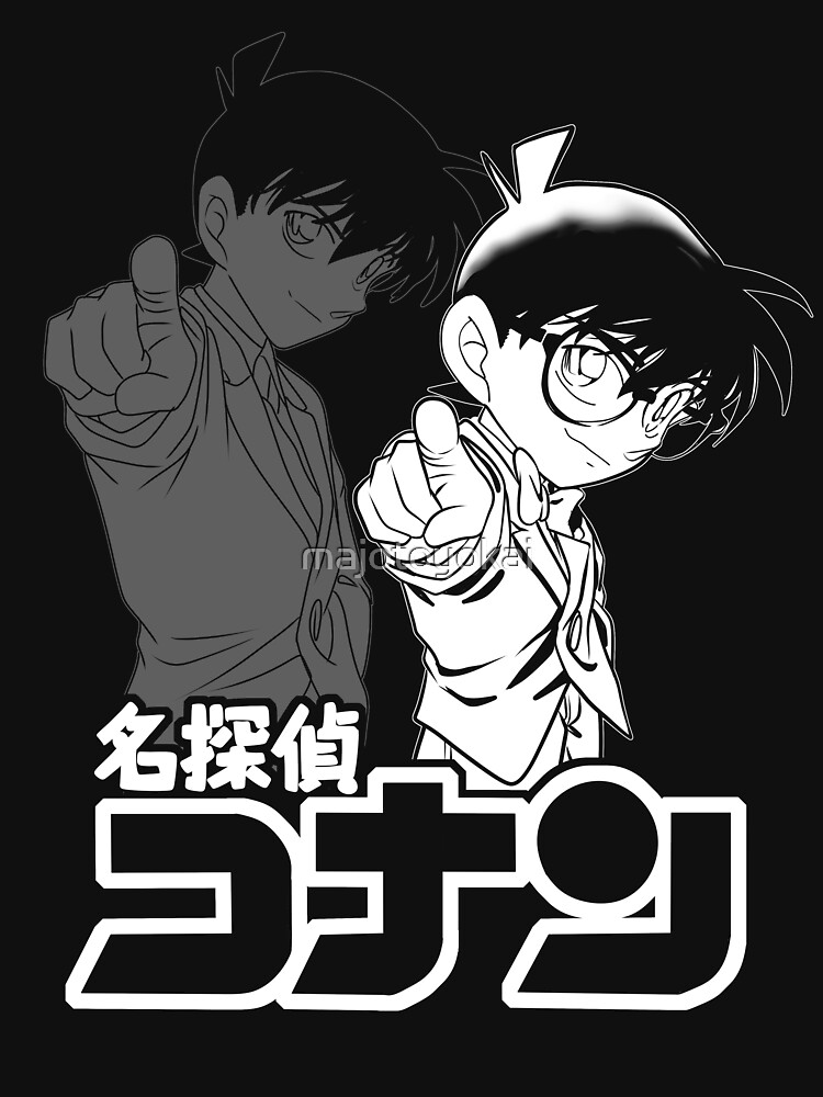 «DETECTIVE CONAN» par majotoyokai