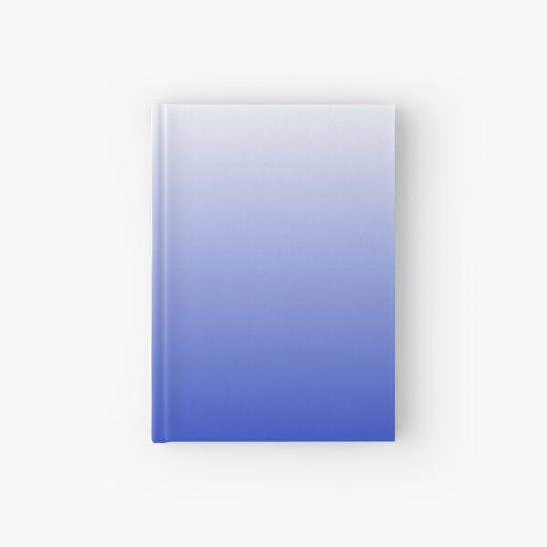 Vishuddha Chakra Blue Ombré  Hardcover Journal