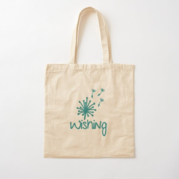 Be Yourself - Wishing Cotton Tote Bag