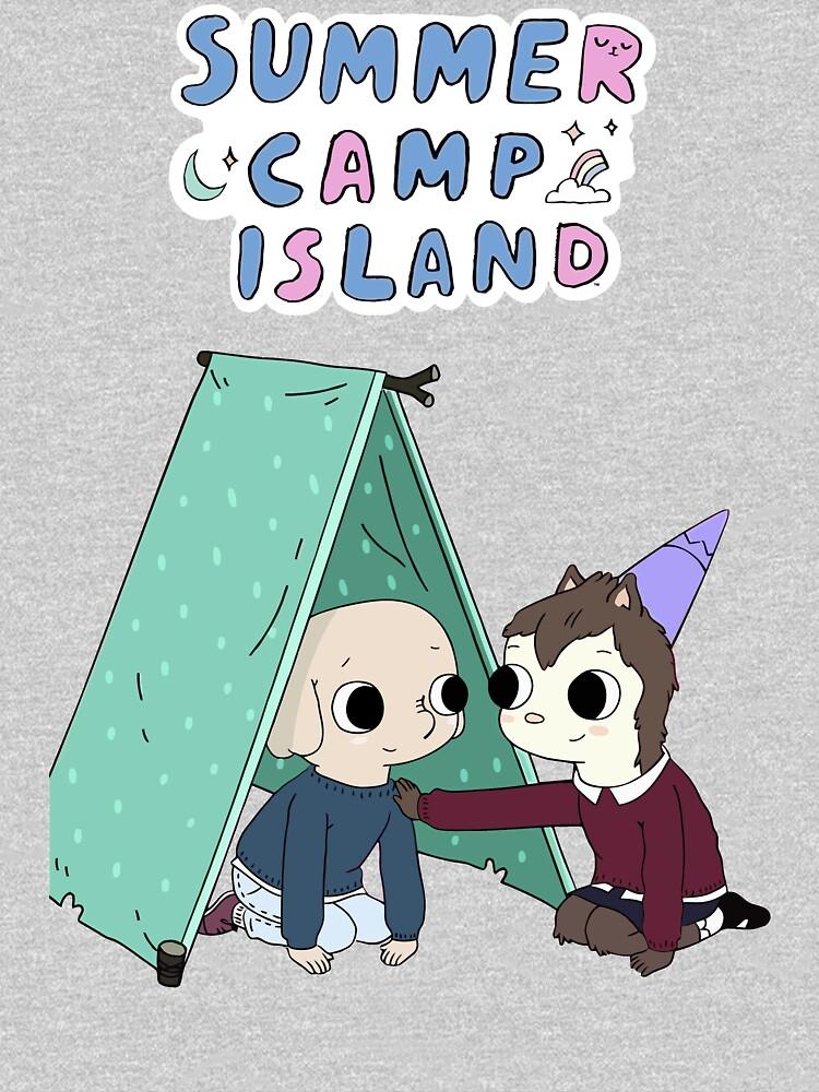 Summer Camp Island  by tritai