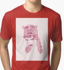 Animalia Tri-blend T-Shirt