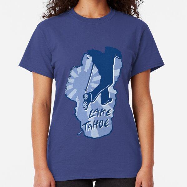 Hike Lake Tahoe Classic T-Shirt
