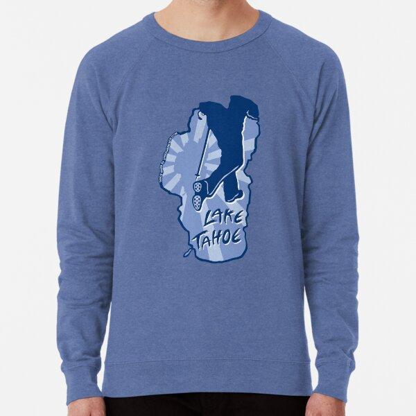 Hike Lake Tahoe Lightweight Sweatshirt