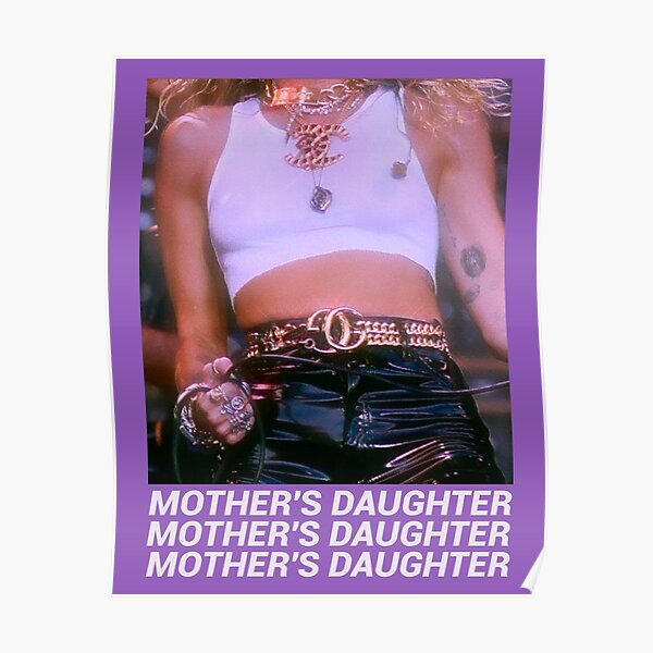 mother's daughter. Poster