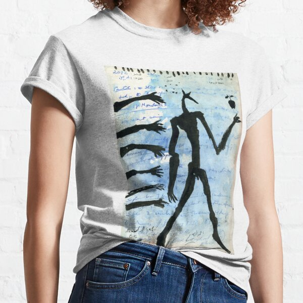 The Apple And The Hand Classic T-Shirt