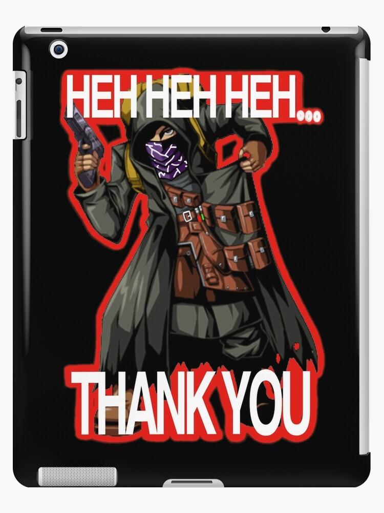 resident evil 4 merchant thank you
