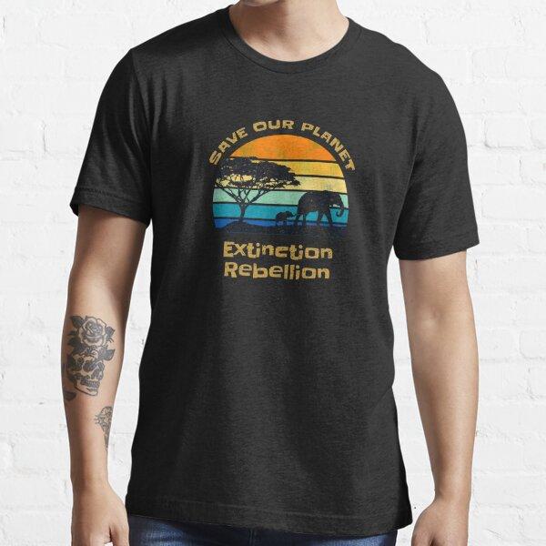 Extinction Rebellion International Movement Essential T-Shirt