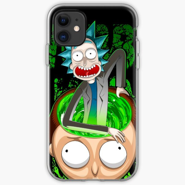 Rick in Your Head iPhone Soft Case