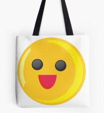 fun emote Tote Bag