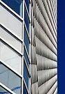 NY Architecture 3 by Leon Heyns