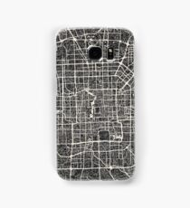 Beijing map Samsung Galaxy Case/Skin