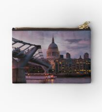 Greetings from London Zipper Pouch