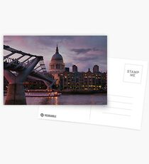 Greetings from London Postcards