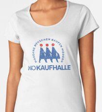 HO Kaufhalle Premium Rundhals-Shirt