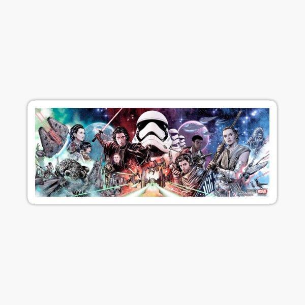 Star Heroes wars knights Sticker