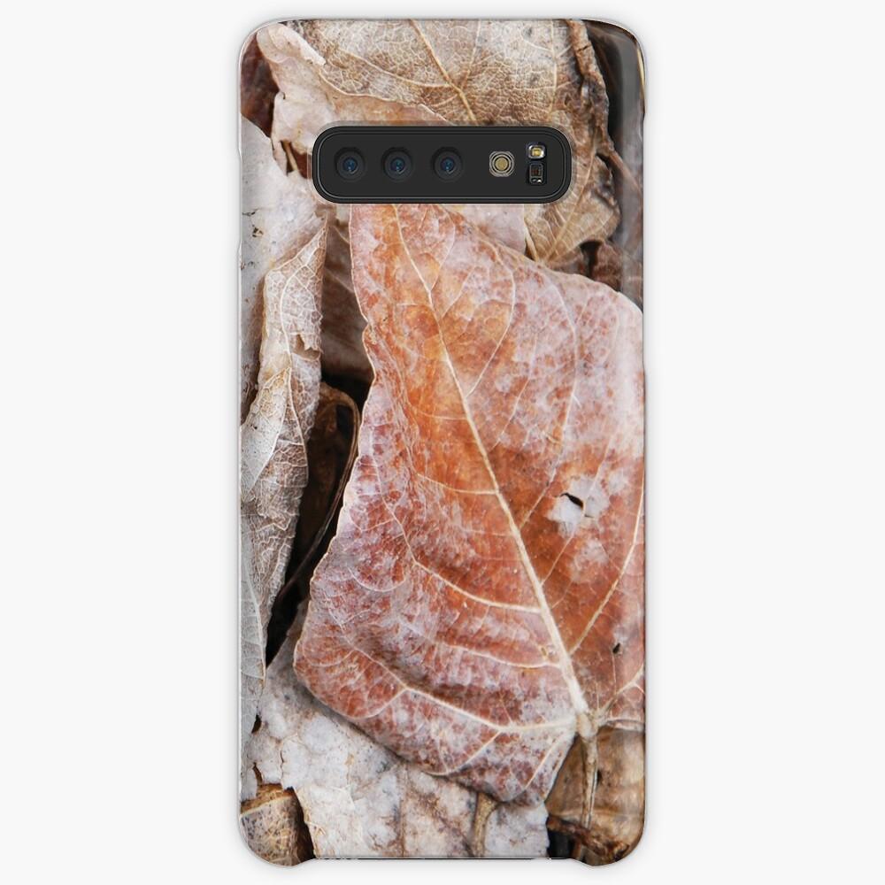 Decomposing Aspen Leaves Case & Skin for Samsung Galaxy