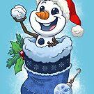 Stocking Stuffer: Snowfriend by dooomcat