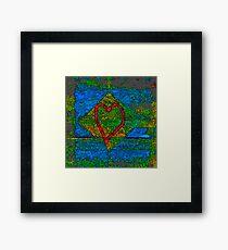 Heart of Ai Wei Wei Framed Print