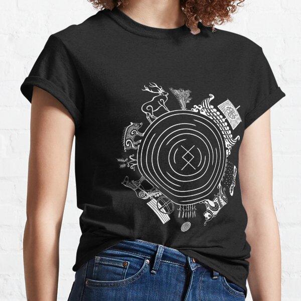 Freyr God of the World Classic T-Shirt