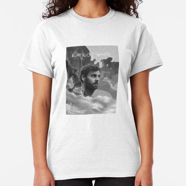 Blanco White Classic T-Shirt