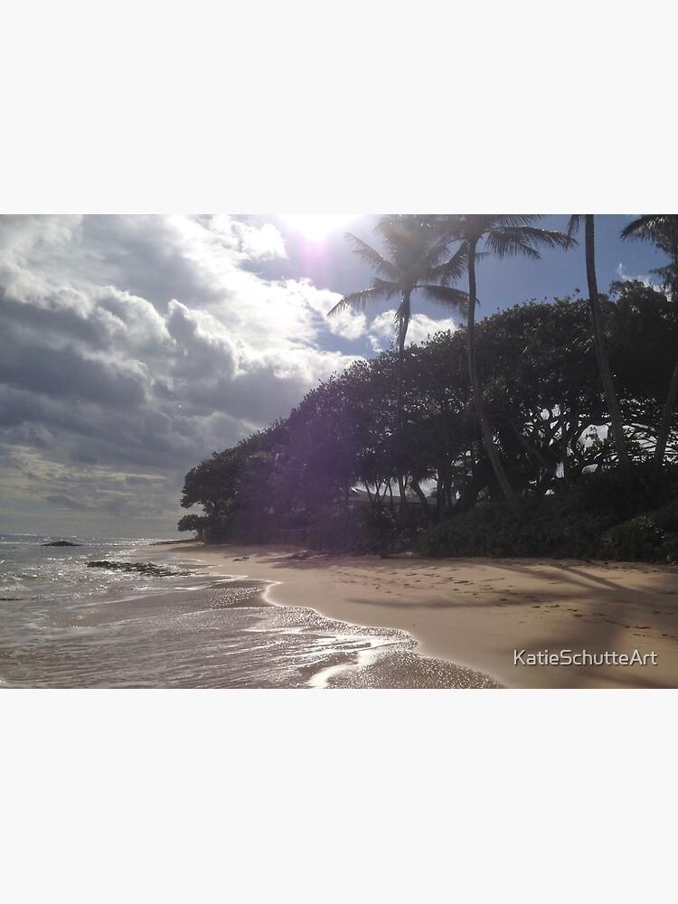 Beach by KatieSchutteArt