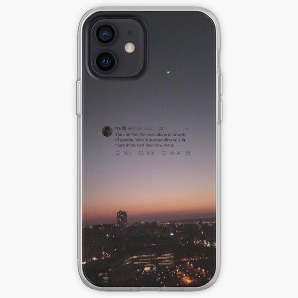 NF Tweet Design iPhone Soft Case