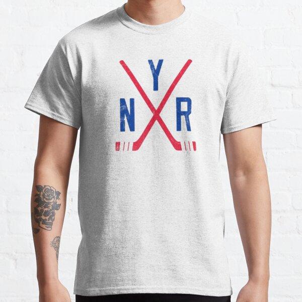 Original Six - New York Rangers - White Classic T-Shirt