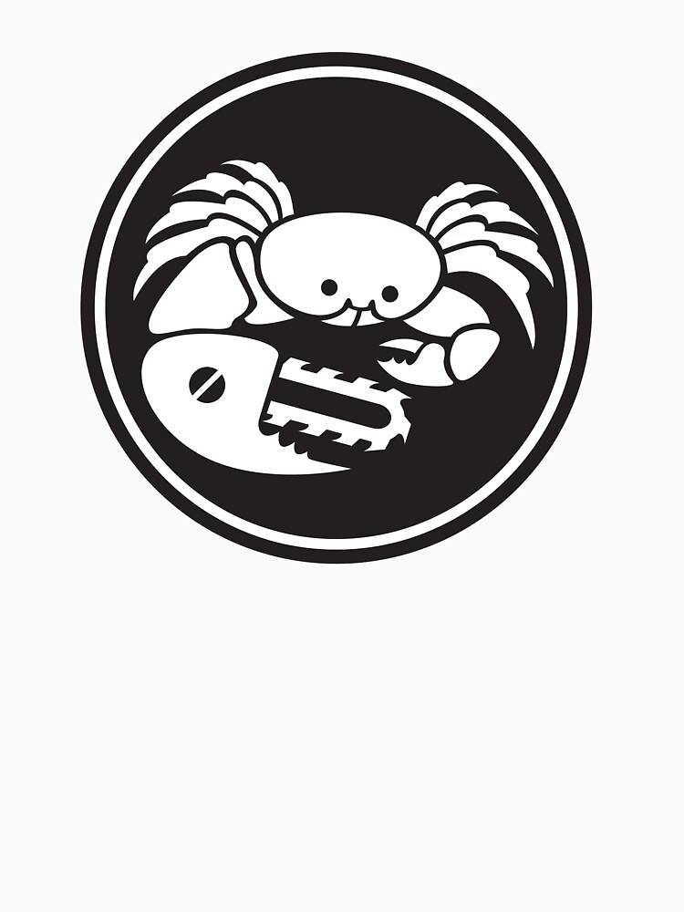Crab Saw Logo by crabsaw