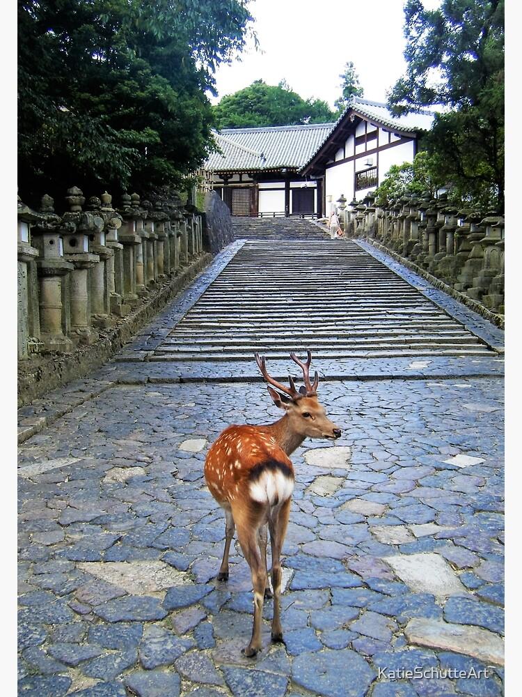 Nara 1 by KatieSchutteArt