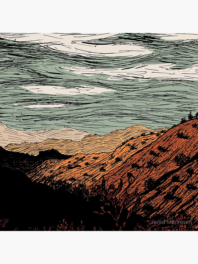 Phantom Horse Valley by JaredManninen