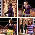 Victorious TV Show Scene by OliviaBaldacci