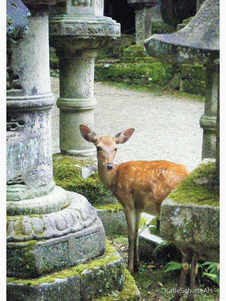 Nara 2 by KatieSchutteArt