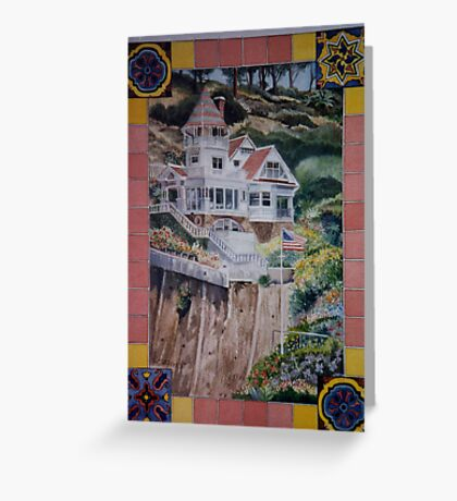 Holly HIll House Greeting Card