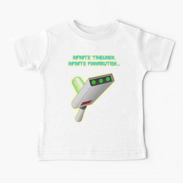 Infinite timelines, Infinite possibilities... Baby T-Shirt