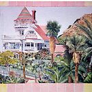 Holly Hill House in Avalon by Sally Sargent