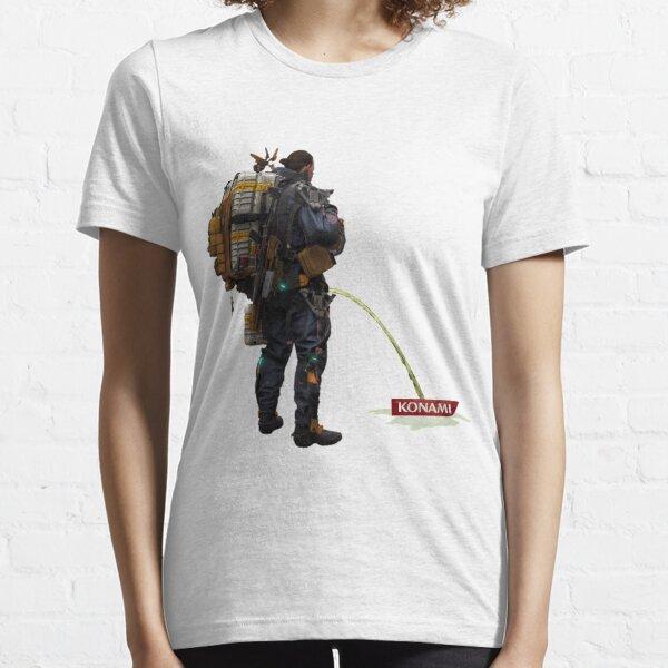 Death Stranding Konami Kojima  Essential T-Shirt