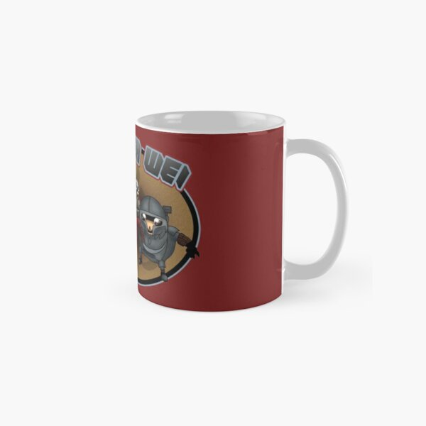 Dis Is Deh Wei - This is the way Mandalorian knuckles Classic Mug