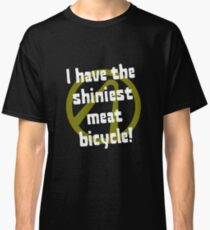 Borderlands 2 - Shiniest Meat Bicycle Classic T-Shirt