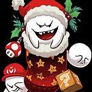 Stocking Stuffer: Boo! by dooomcat