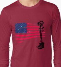 Fallen Soldier Long Sleeve T-Shirt
