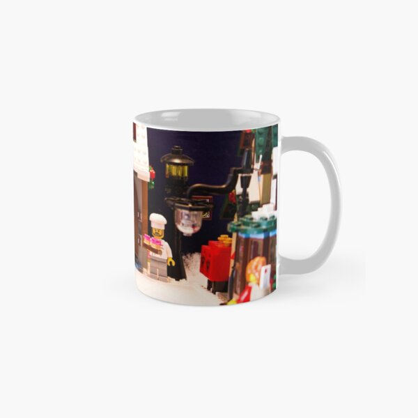 Bakery at the end of the Street Classic Mug