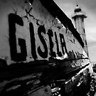 Cuban Refugee Boat by Drew Hillegass
