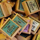 Olive Oil Soap by tarsia
