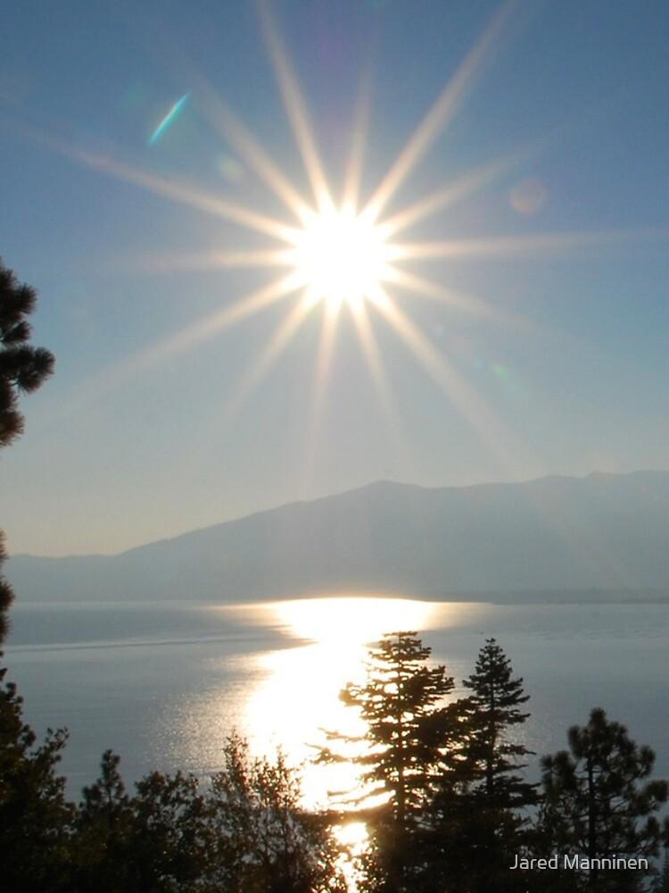 Sunrise at Lake Tahoe by JaredManninen