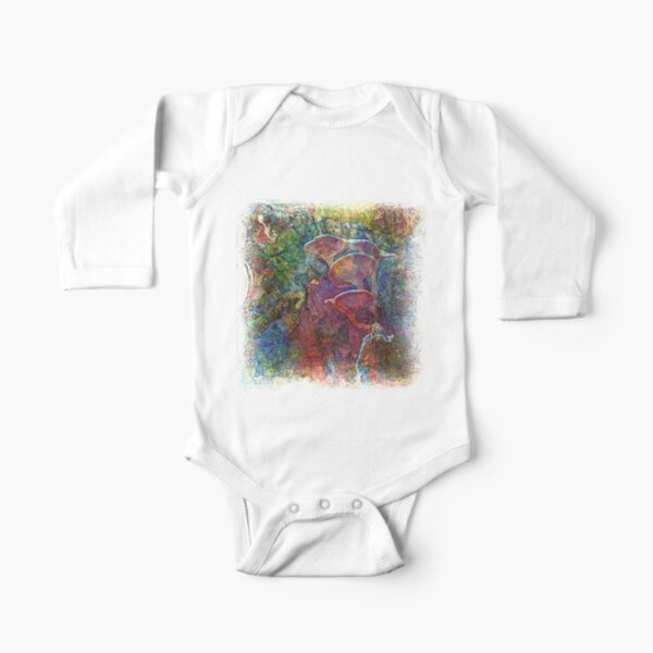The Atlas Of Dreams - Color Plate 61 Long Sleeve Baby One-Piece