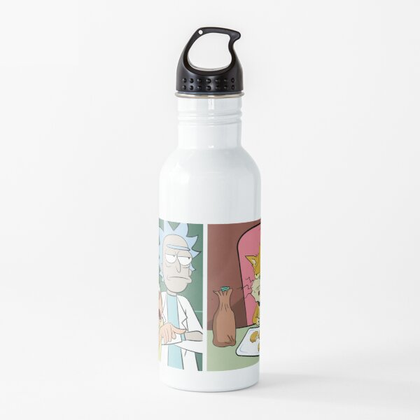 STOP SQUANCHING Water Bottle